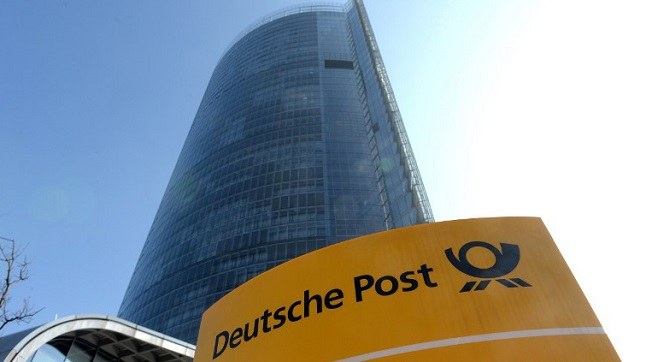 DEUTSCHE POST, ГЕРМАНИЯ